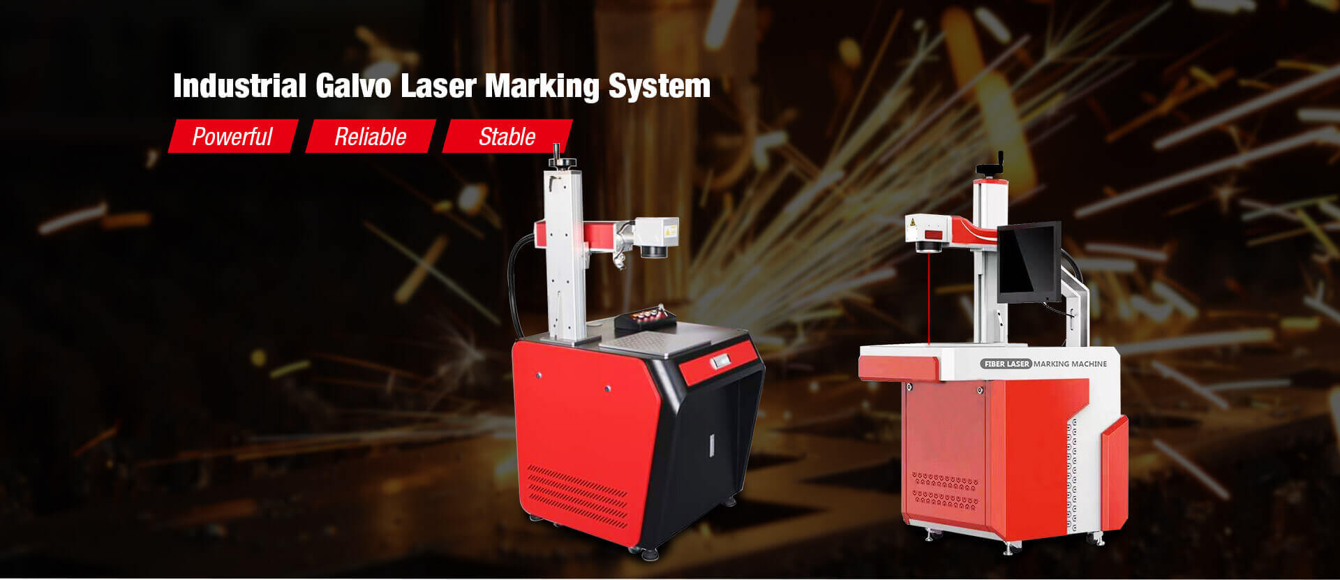 Industrial Laser Marking System Provider