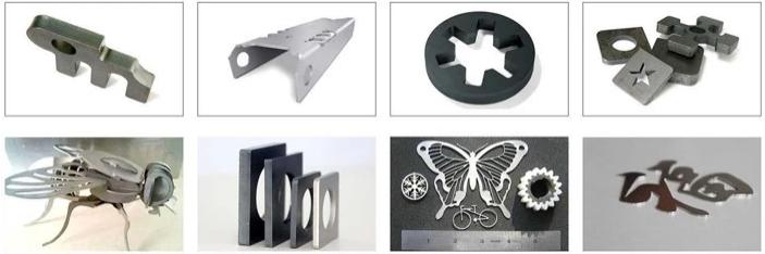 Carbon Steel Fiber Laser Metal Sheet Cutting Machine