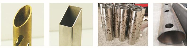 Fiber Laser Metal Tube Cutting Machine