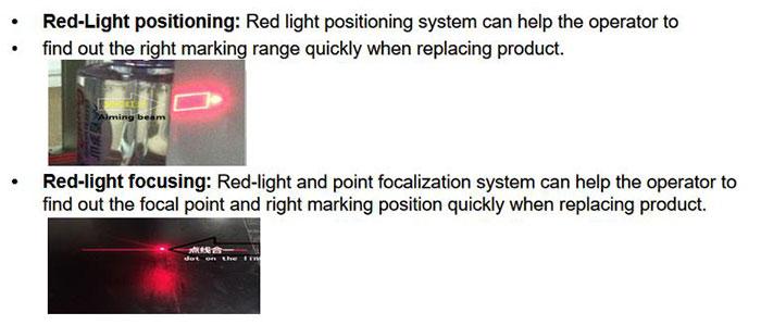 V330C Laser Marking Machine