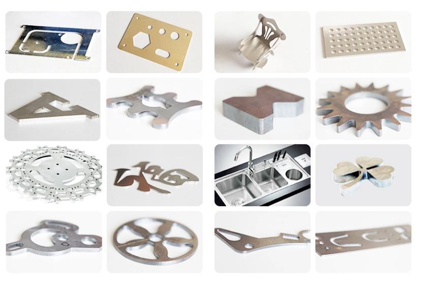CNC Precision Laser Cutting Machine