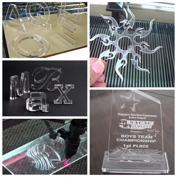 Large Size Co2 Laser Engraving and Cutting Machine