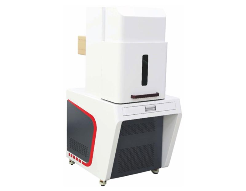 UV laser marker for engraving bottles