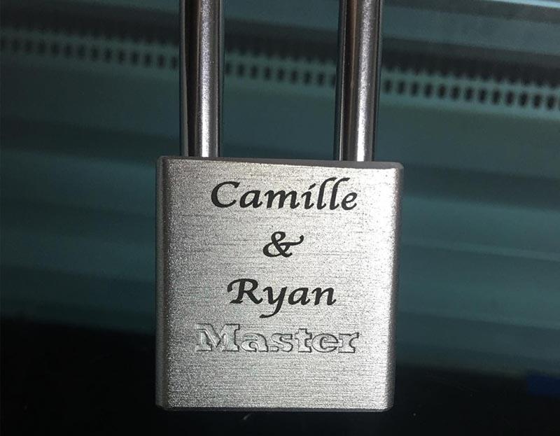 Handle type fiber laser marking machine