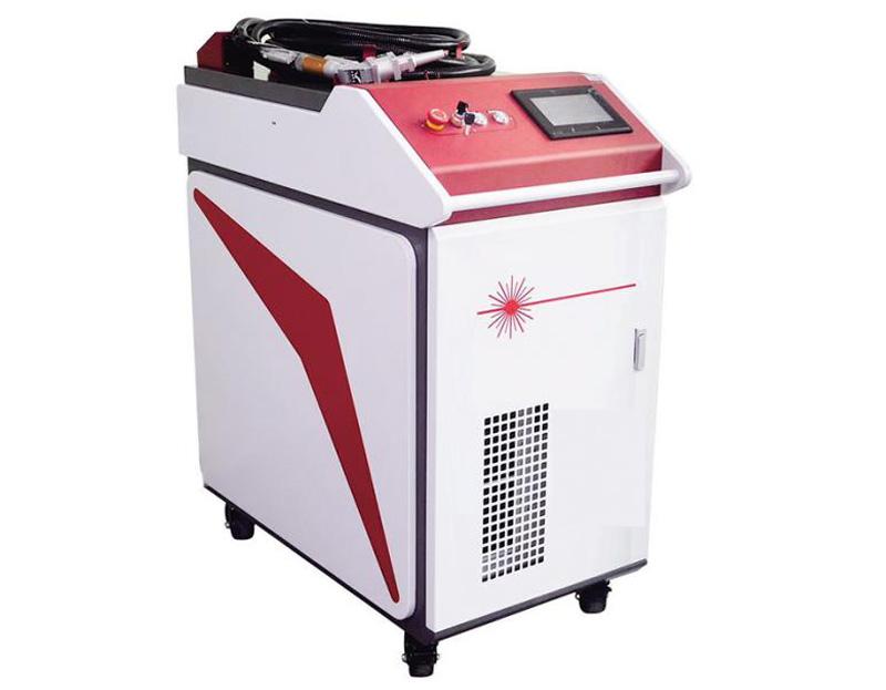 Handle type Fiber laser welding machine