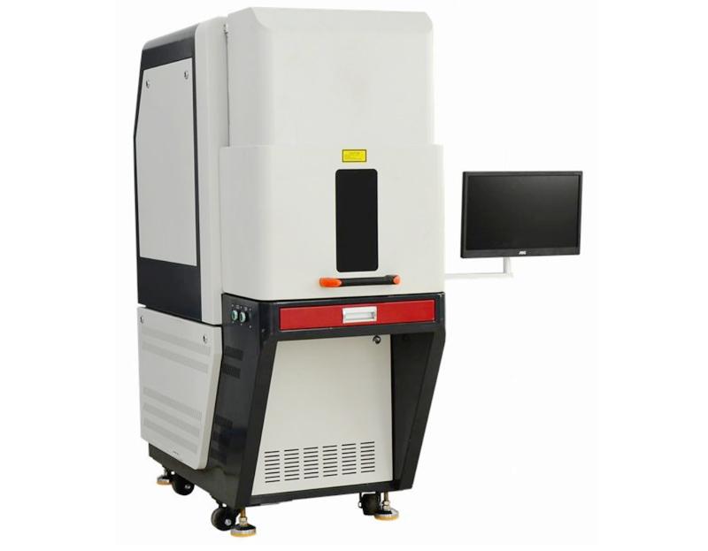 PCB/PVC/ABS/plastic UV laser marking machine