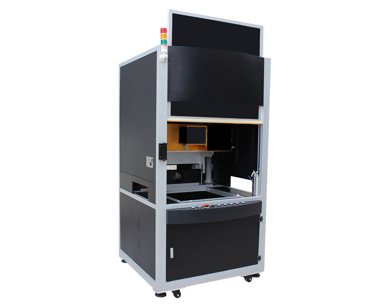 CO2 galvo laser system