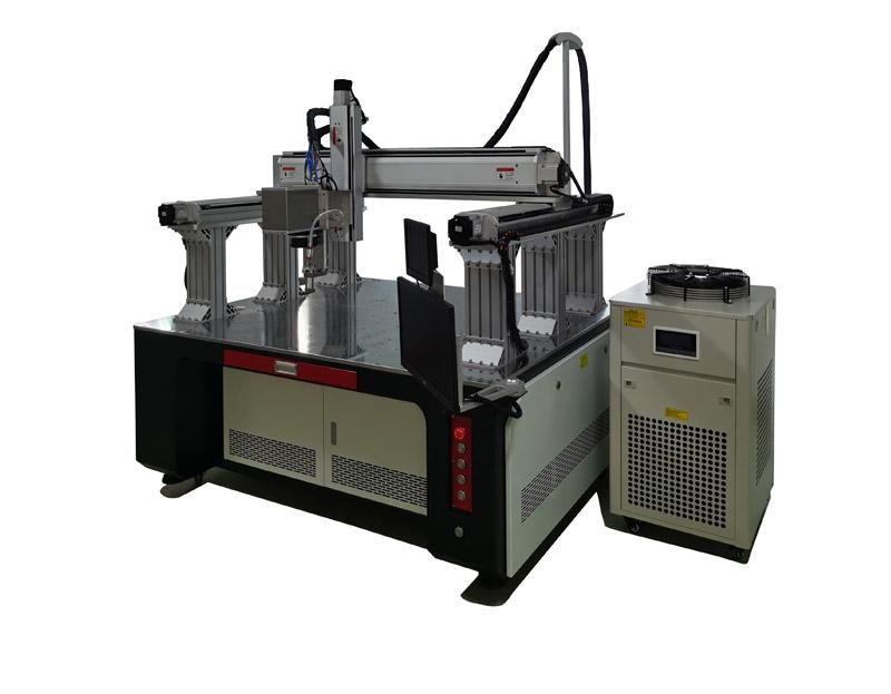 Galvo head type welding machine